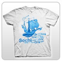 Прикольная футболка купить в Сочи